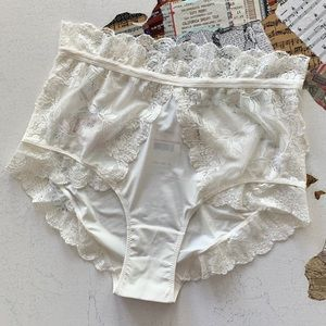 Free People | Ivory Dream of Me High Rise Briefs S